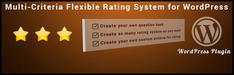CBX Multi Criteria Rating & Review | Wordpress | Scoop.it