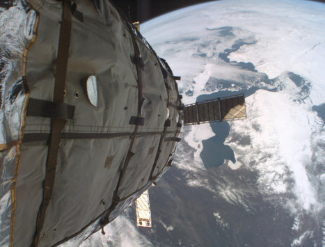 NASA Is Finally Sending a Hotel Magnate's Inflatable Habitat to the ISS | STEAM | Scoop.it