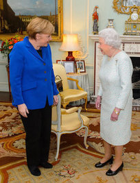Embassy of the Federal Republic of Germany London - Her Majesty in Germany | Angelika's German Magazine | Scoop.it