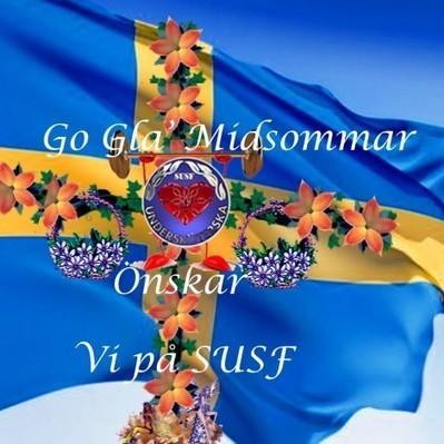 Go' gla' Midsommar | Sveriges Undersköterska & Specialistundersköterska Förening, SUSF | Scoop.it