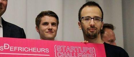 Start-up : il a réussi à réconcilier l'université et les entreprises | Centre des Jeunes Dirigeants Belgique | Scoop.it