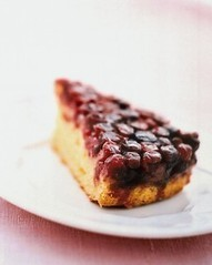 #RECIPE - Cranberry Upside Down Cake | The Man With The Golden Tongs Hands Are In The Oven | Scoop.it