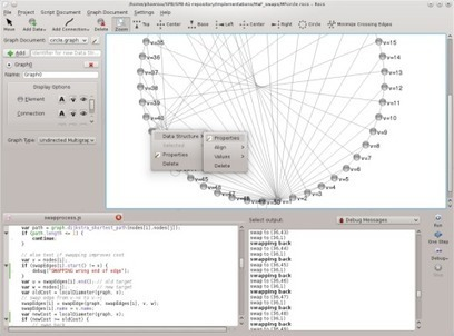 The KDE Education Project - Rocs - Rocs Graph Theory | Educación y software libre | Scoop.it