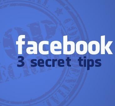 3 Facebook secret tips that will blow your mind! | Custom Facebook Marketing | Scoop.it