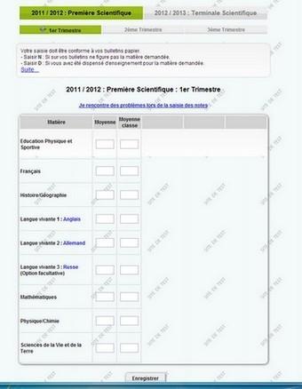 Tutoriel : inscrire ses voeux sur le portail Admission Post-Bac - MediaEtudiant.fr | 1ERE STMG | Scoop.it