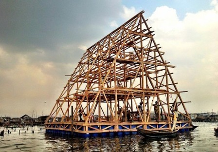 Escuela Flotante en Makoko / NLÉ Architects   The Architecture of the City   Scoop.it