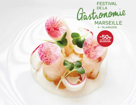 Le festival de la gastronomie avec La Fourchette !   Anais et Pedro   Revue de Presse France - lafourchette   Scoop.it