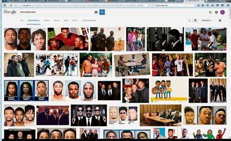 Wij zijn racisten, daarom Google ook | Mediawijsheid in het VO | Scoop.it