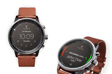 Finally a smartwatch that looks smart? | #Apps #Softwares & #Gadgets | Scoop.it