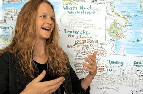 Trend Forward: Doodle your way to riches! - Calgary Herald | SKETCHNOTING | Scoop.it