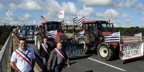 La colère paysanne déferle sur Paris jeudi, 1500 tracteurs attendus | Agriculture en Dordogne | Scoop.it