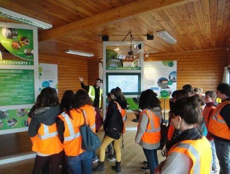 Castres. Les lycéens de La Borde-Basse ont visité Trifyl   La Borde Basse au coeur de l'actu 2013-2014   Scoop.it