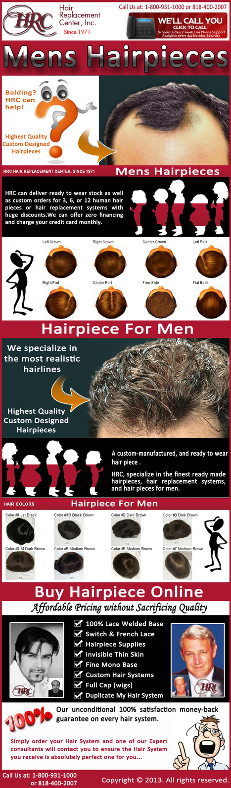 Mens Hairpieces | Mens Hairpieces | Scoop.it