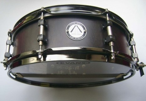 Product Close-Up: Antonio True Solid Snare | Modern Drummer Magazine | Drums And Grooves (for those who hit things to make sounds) | Scoop.it