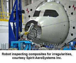 Robots in Aerospace Applications | Ingeniería & Diseño | Scoop.it