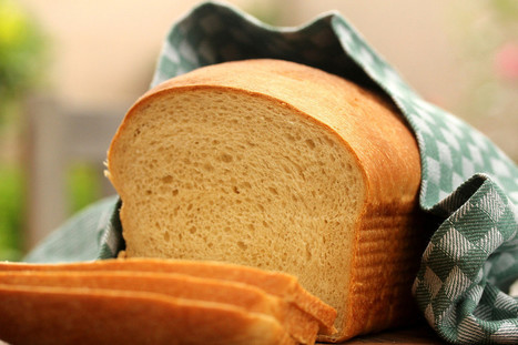 Karen's Kitchen Stories: Almost White Sandwich Bread   Pantry Bread   Karen's Kitchen Stories   Scoop.it