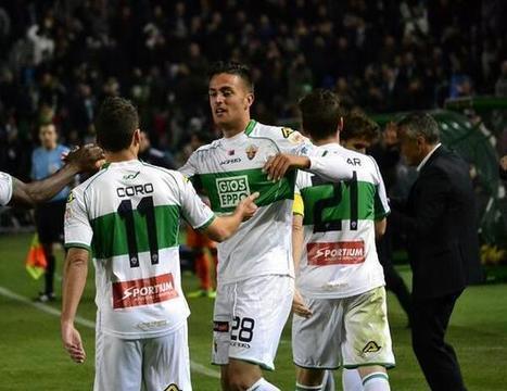 Elche keen on renewing contract of Cristian Herrera - Inside Spanish Football   Noticias deportivas   Scoop.it