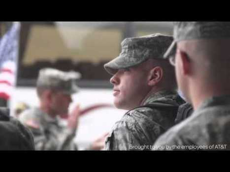 AT&T Recognizes Military Personnel this Veterans Day | News You Can Use - NO PINKSLIME | Scoop.it
