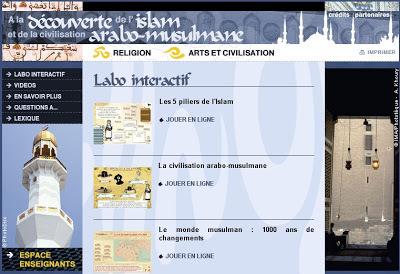 Islam et civilisation arabo-musulmane | Des jeux éducatifs | Scoop.it