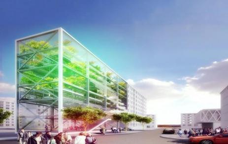 La tour maraîchère de Romainville est entre les mains des architectes - Le Parisien | urbanisme aménagement en SSD | Scoop.it