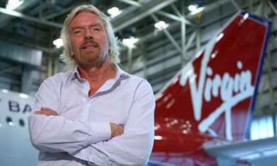 Sir Richard Branson défend le télétravail | RH et Talents : recrutement, formation, management, diversité | Scoop.it