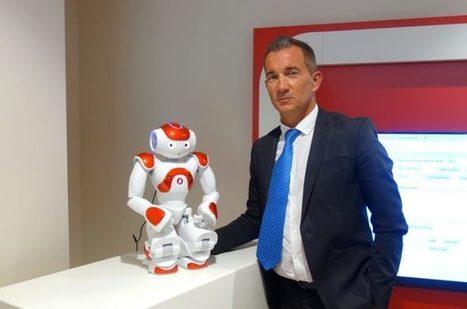 Bientôt des robots humanoïdes dans les banques marseillaises ? | Une nouvelle civilisation de Robots | Scoop.it
