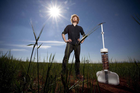 Water from thin air: Aussie Ed's Airdrop an international hit | The Future of Water & Waste | Scoop.it