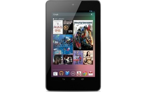 Google launches Galaxy Nexus 7 tablet with Android 4.1 Jelly Bean Nexus 7 Tablet, Galaxy Nexus 7 Tablet from Google, Nexus7 Features & More   Android Mobile Phones, Latest Updates on Android, Applications & Techonology   Scoop.it