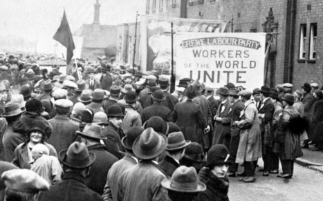 Unions consider first general strike since 1926  - Telegraph | welfare cuts | Scoop.it