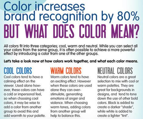 Yes, Color Matters | D_sign | Scoop.it
