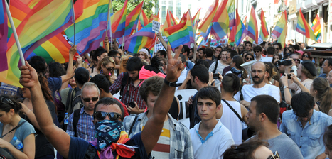How Gay Rights Advance Democracy in the Middle East | PinkieB.com | Gay and Lesbian Life | Scoop.it
