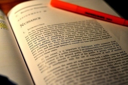 Law schools as publishers - via blogging - Real Lawyers Have Blogs (blog)   Legal Information Dispatch   Scoop.it