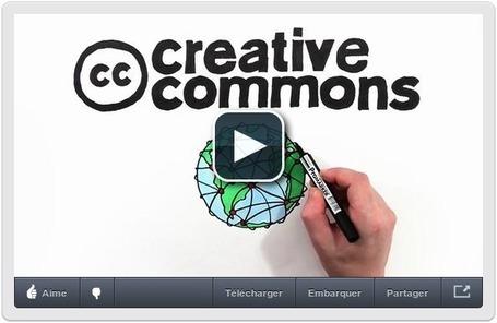 Présentation des licences Creative Commons | ingenierie pedagogique et multimedia | Scoop.it
