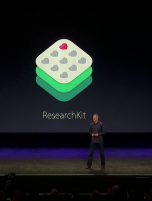 Apple: ResearchKit is a pipeline for future diagnostic medical apps | MobiHealthNews | digital, social, mobile & technology | Scoop.it