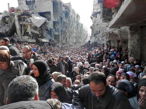 Not one Muslim I know thinks war in Syria is justified | Welfare, Disability, Politics and People's Right's | Scoop.it