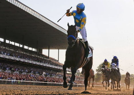 Pharoah reigns: Baffert-trained horse takes elusive Triple Crown | Arizona Daily Star | CALS in the News | Scoop.it