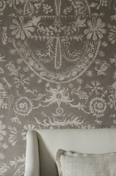 Womad wallpaper | Interior design & wallpapers | Flowers for all occasions | Scoop.it