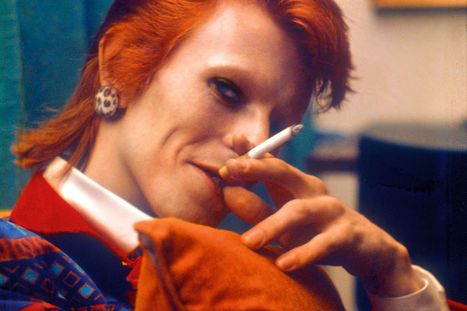 David Bowie / Ziggy Stardust as you've never seen him before | B-B-B-Bowie | Scoop.it