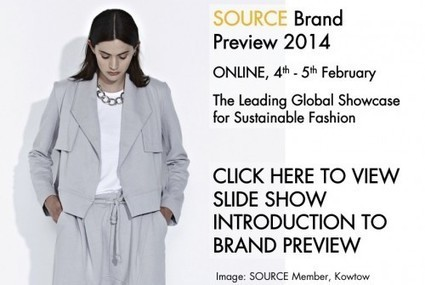 SOURCE Brand Preview 2014   The Ethical Fashion Source   This-day   Scoop.it