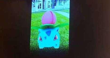 First Pokemon Go Footage Reportedly Revealed, See It Here | Augmented Reality Games in Tourism | Scoop.it