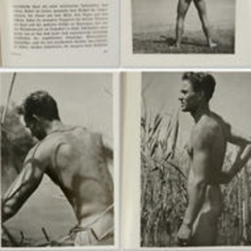 GERMAN Naked Male Gay Female Photo Book 30s man woman men Nude Germany | Sex History | Scoop.it
