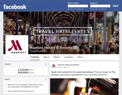 A short guide to Facebook marketing for hotels | eT-Marketing - Digital world for Tourism | Scoop.it