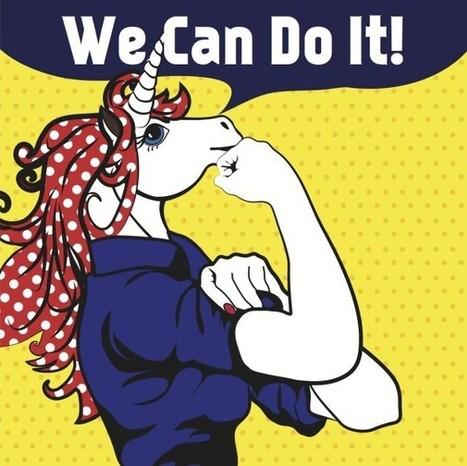 Durchstarten! 12 Karrieretipps für Frauen in der IT-Branche | Quereinstieg | Scoop.it