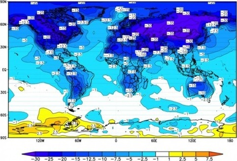 Climate Change for the Impatient: A Nuclear Mini Ice Age | Geology | Scoop.it