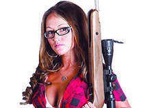 Nothing wrong with a girl who carries a gun - CANOE | Women In Media | Scoop.it