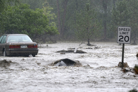 Deadly 1,000-year floods strike Colorado   Grist   Natural Disasters   Scoop.it