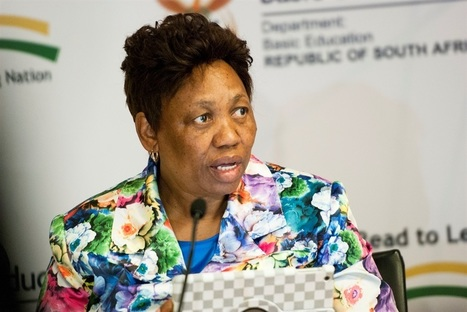 Angie lê sweep in by lekgotla oor onderwys | Inclusive Education | Scoop.it