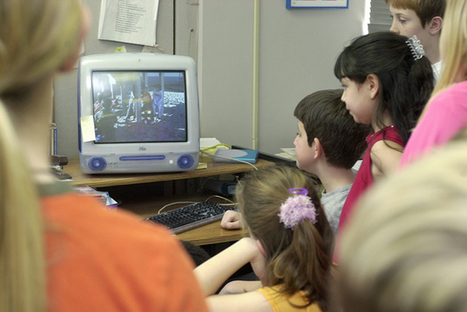 Ed tech that needs nothing but a TV and VCR? - The Hechinger Report | Cuppa | Scoop.it