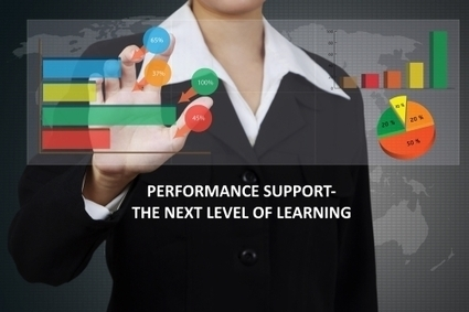 Elearning for learning, performance support for performance | Inteligencia Colectiva | Scoop.it