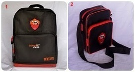 Tas Bola AS Roma - Kaos Distro Bola | Jual Kaos dan Tas Bola Online Original | Kaos Distro Bola | Scoop.it